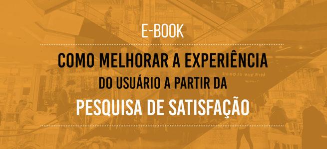 E-book experiência do usuário